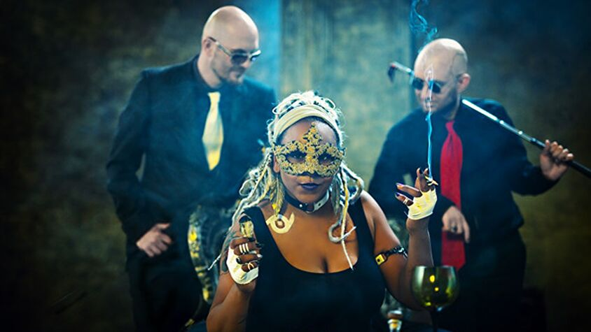 Vampire the Masquerade: War of Age photography