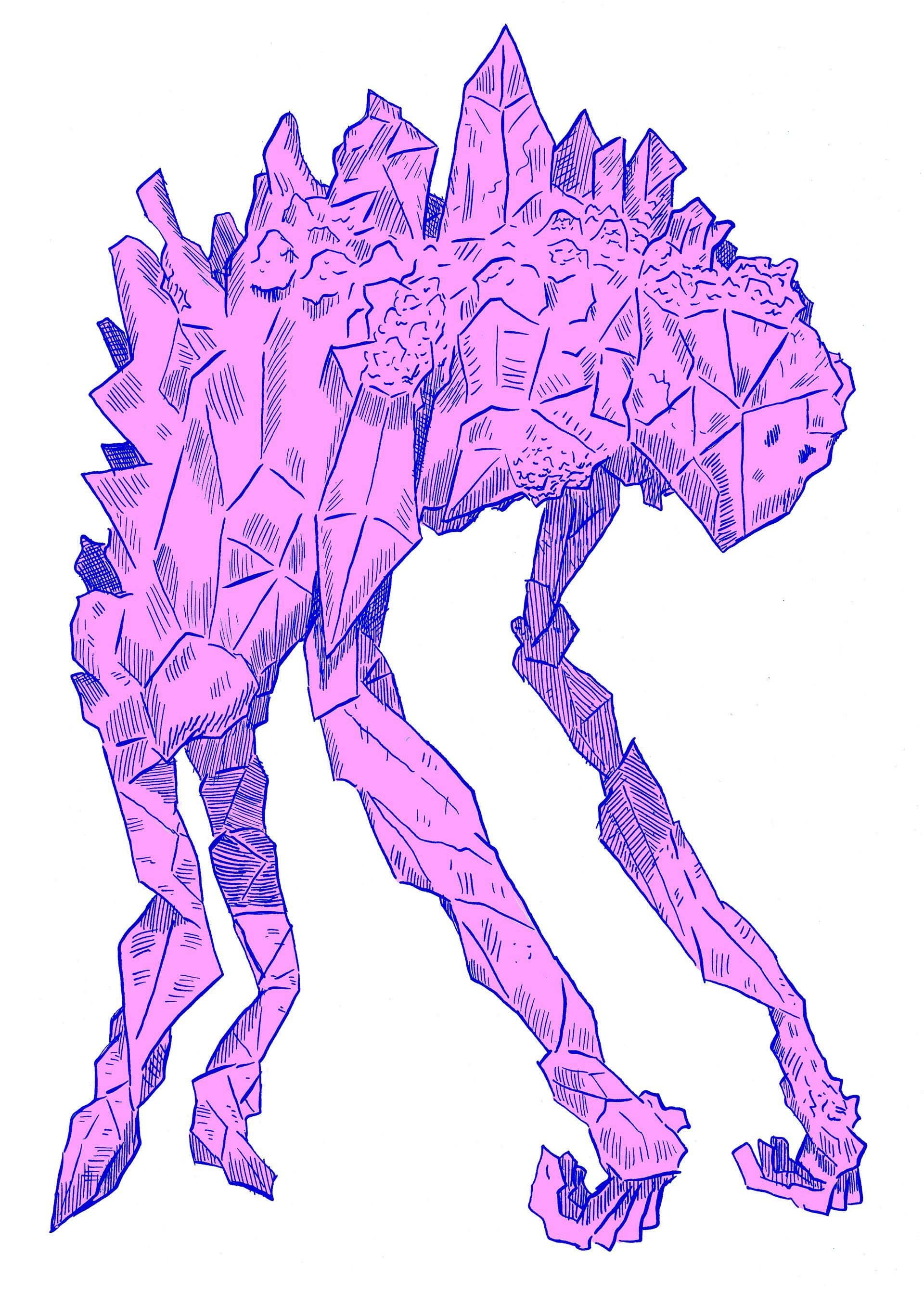 Vaults of Vaarn RPG artwork