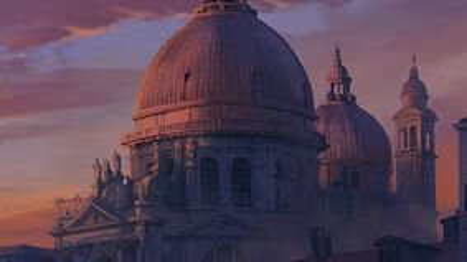Venice board game artwork