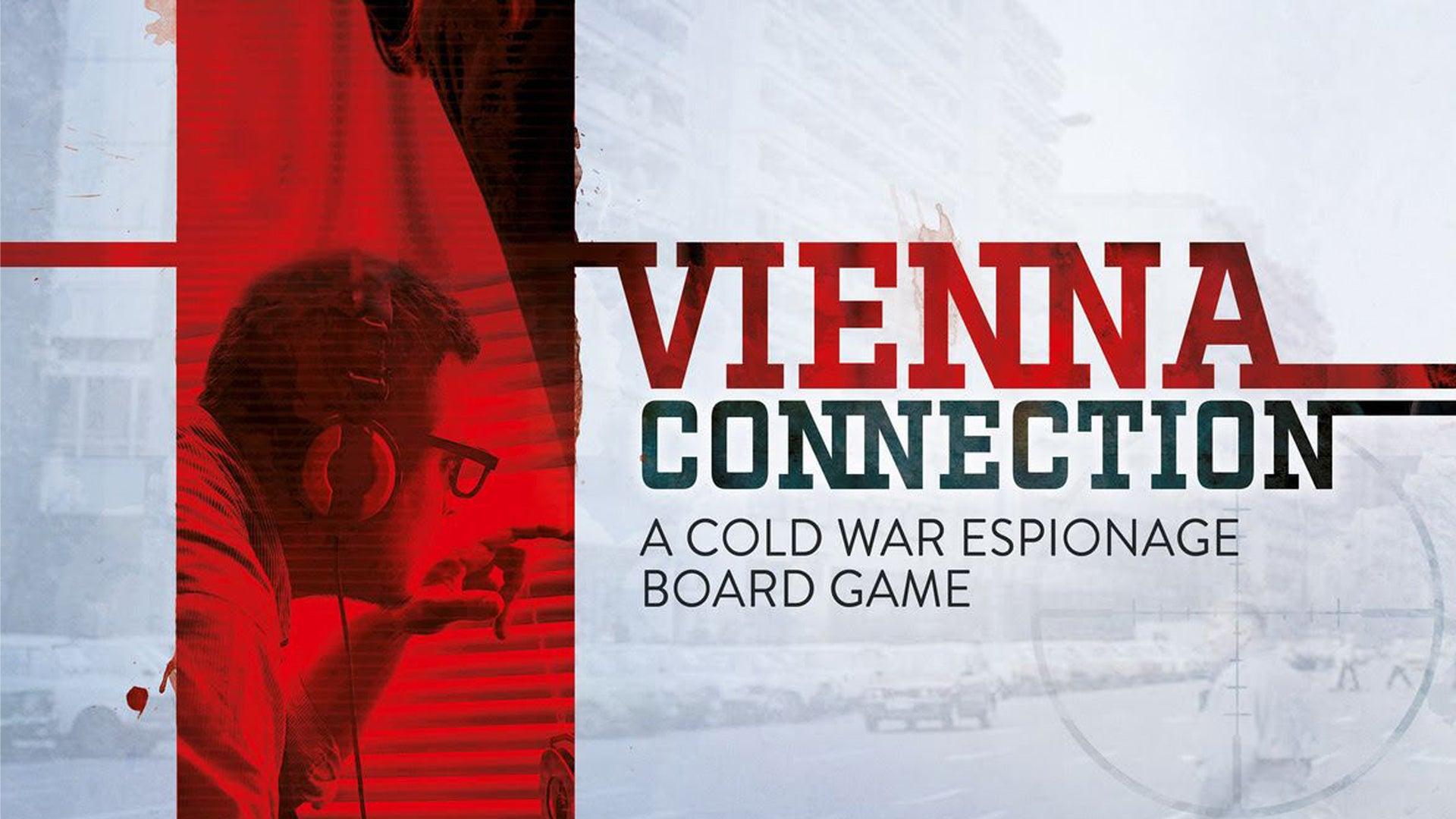 Vienna Connection board game artwork 2