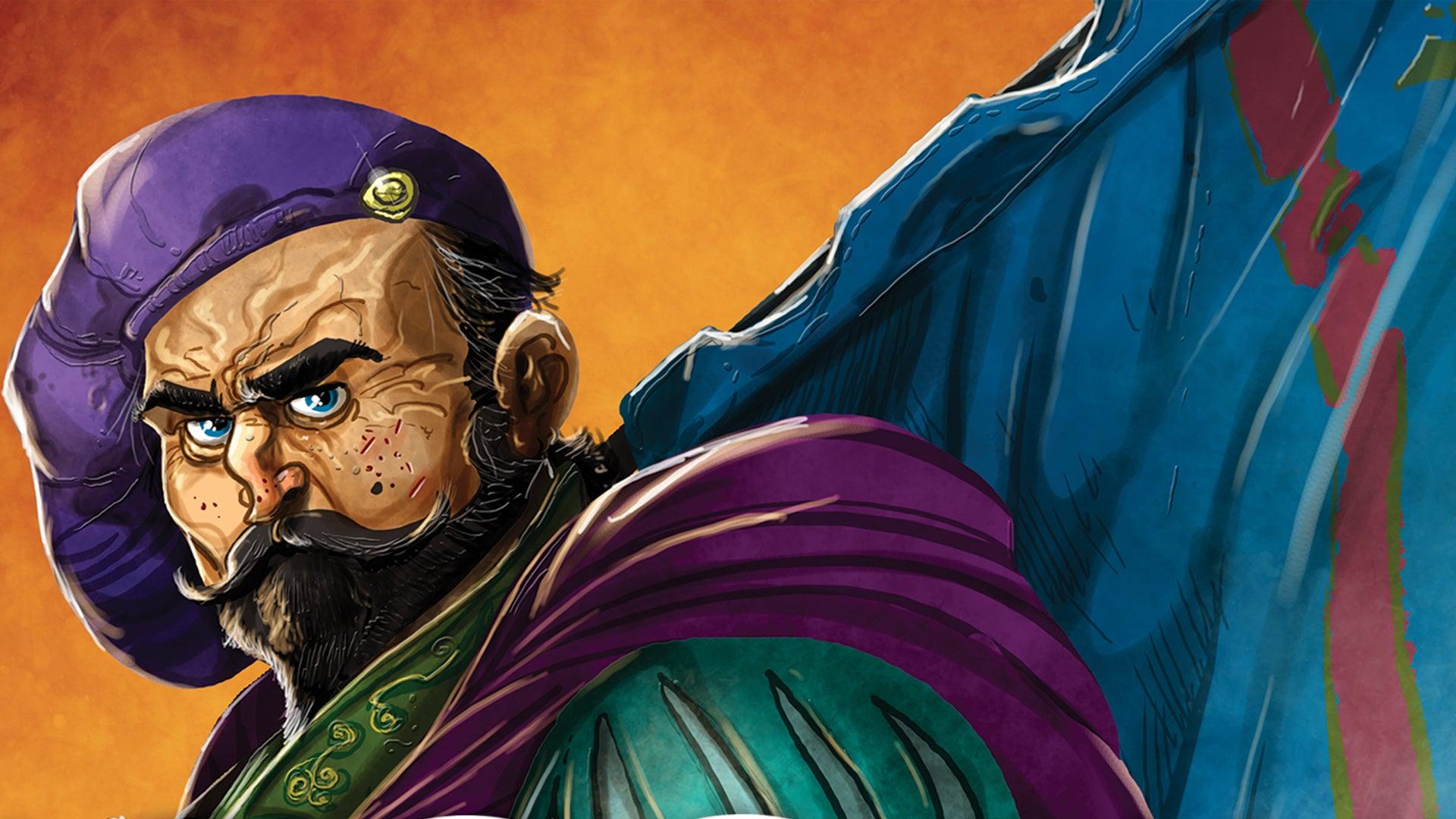 Viscounts of the West Kingdom board game artwork