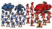 Image for Warhammer 40,000's Battleforce sets aim to be an entry point for the miniatures-curious