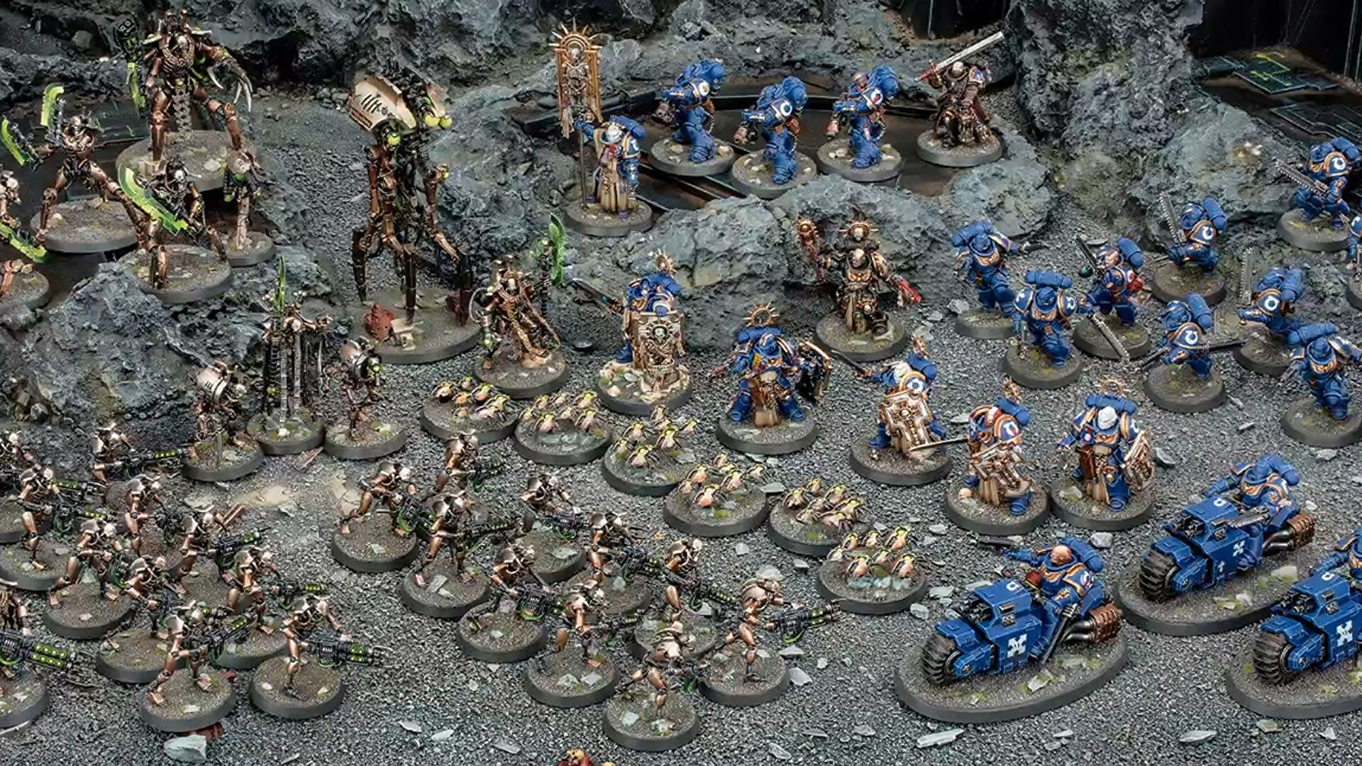 Warhammer 40 000 Indomitus Review First Ninth Edition Box Set Mostly Hits The Mark As An Entry Point For 40k First Timers Dicebreaker