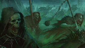 Image for Warhammer: Age of Sigmar RPG Soulbound will let you play as the undead later this year