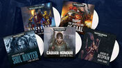 Image for Black Library bundle includes £400+ of Warhammer 40,000 and Age of Sigmar audiobooks for under £15