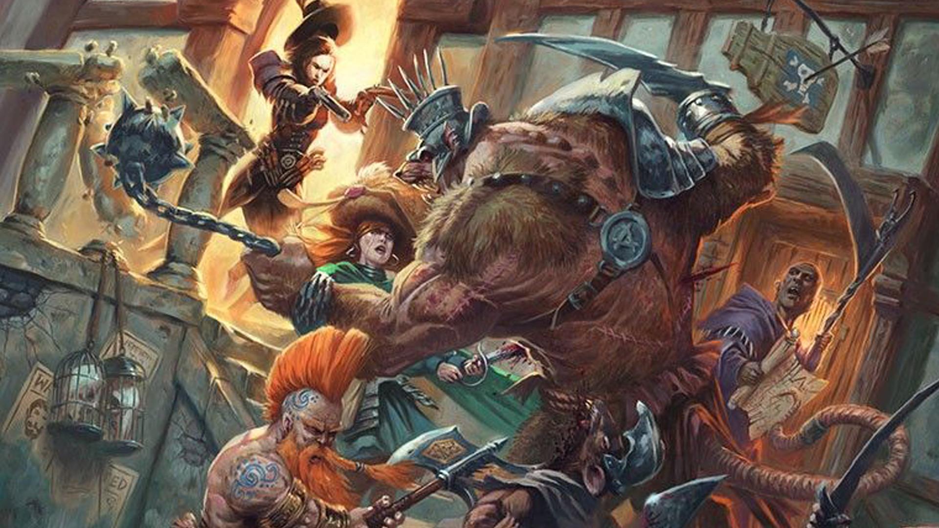10 Best Fantasy Rpgs That Aren T Dungeons Dragons Dicebreaker