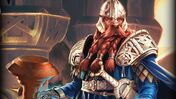 Image for Warlord: Saga of the Storm celebrates card game's 20-year anniversary with limited re-release