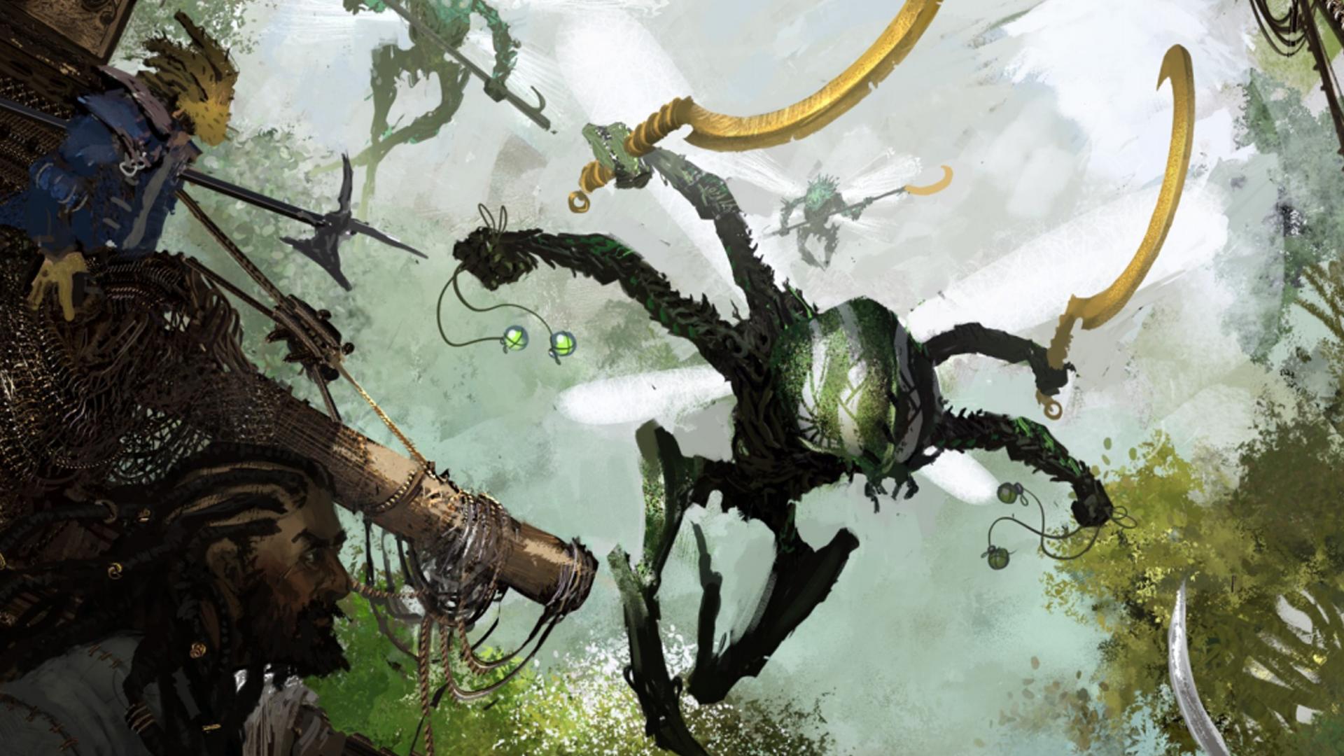 Wildsea RPG cover artwork