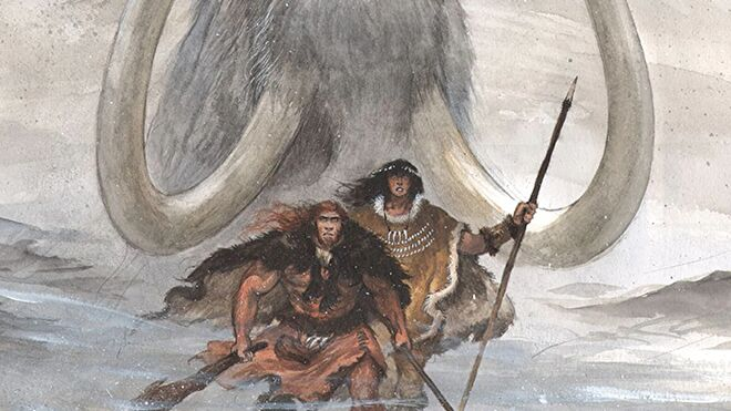 Würm: Roleplaying in the Ice Age artwork 3