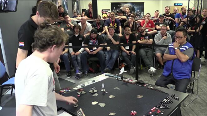 Star Wars: X-Wing Miniatures Game World Championships Final 2018