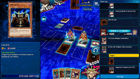 Yu-Gi-Oh! Duel Links digital board game screenshot