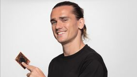 Image for Footballer Antoine Griezmann is now the official ambassador of Yu-Gi-Oh