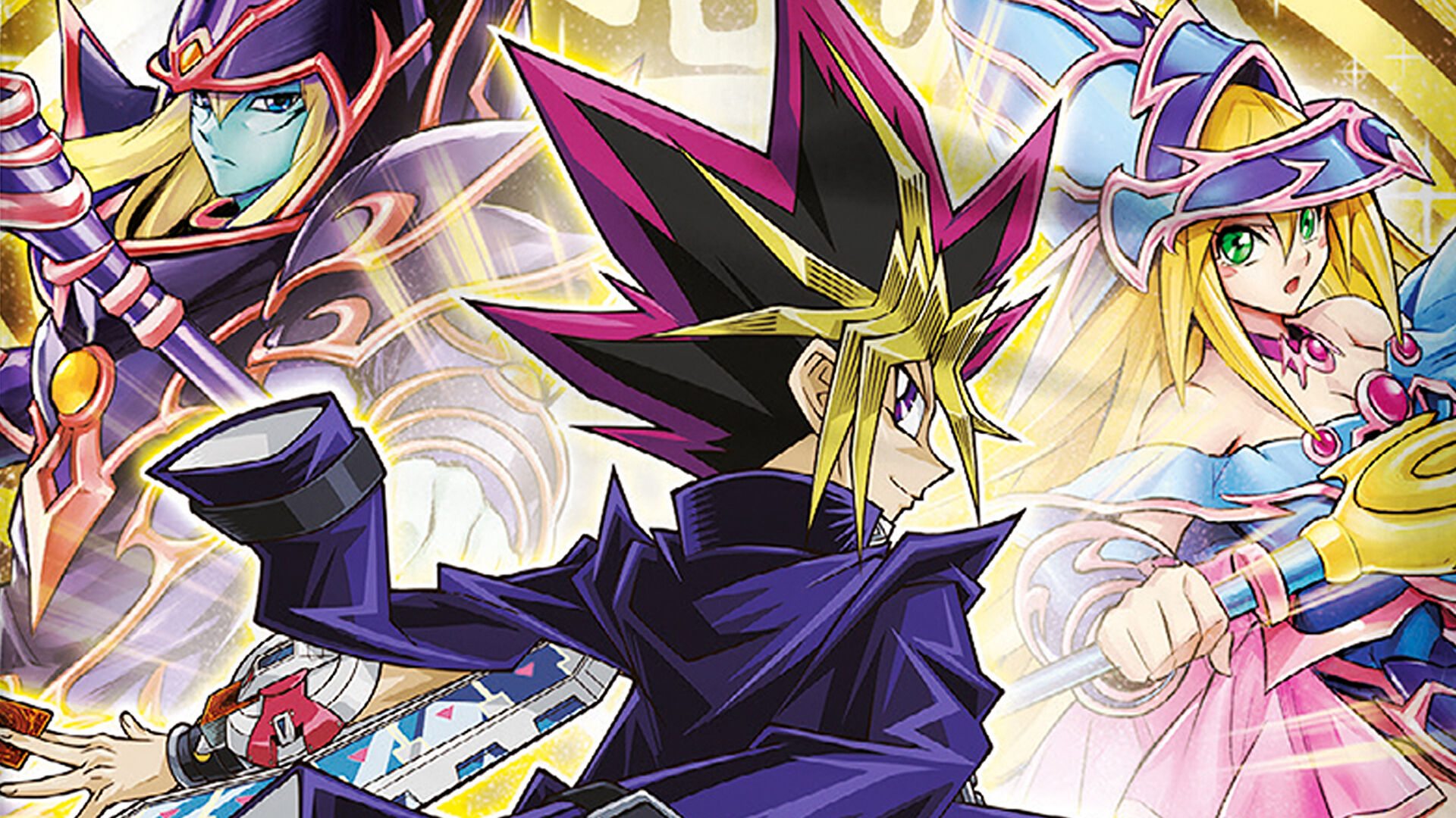 Yu Gi Oh Tcg S Next Expansion Is Bringing Back Characters From