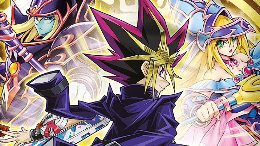 Yu-Gi-Oh! Trading Card Game Legendary Duelists Magical Hero