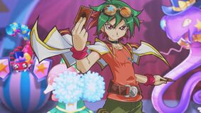 Image for Yu-Gi-Oh! Duel Links adds ARC-V characters and Pendulum Summons to digital card game