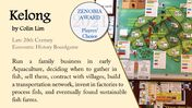 Image for Inaugural Zenobia Award nominees include Haitian revolution, Indonesian independence as historical board games