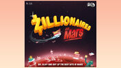 Image for Connect 4 meets Monopoly in upcoming board game Zillionaires On Mars