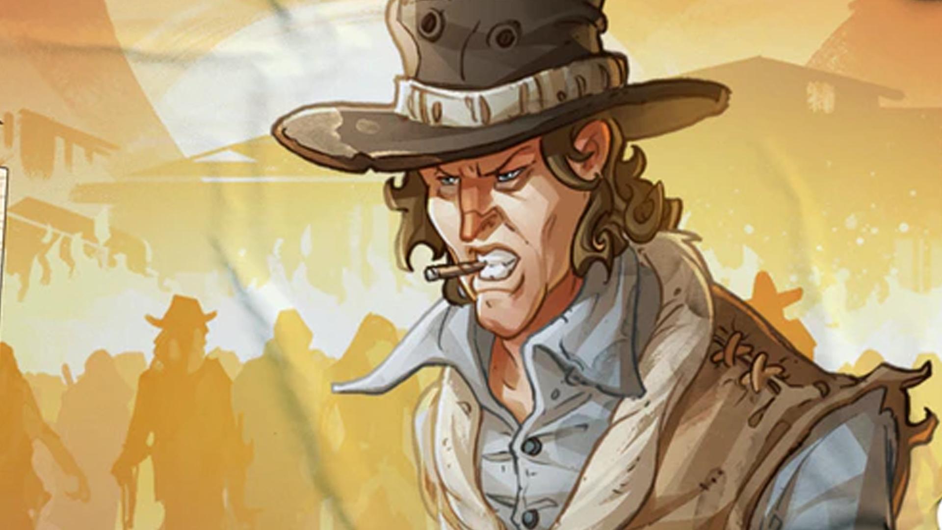 Zombicide: Undead or Alive board game artwork